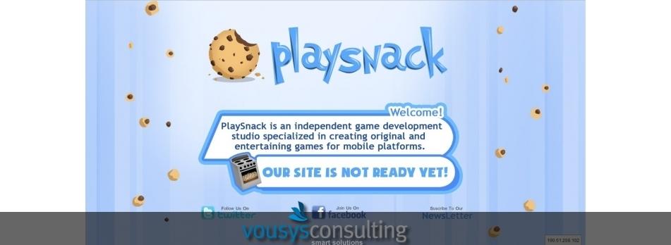 Vousys.com // Maquetación html5