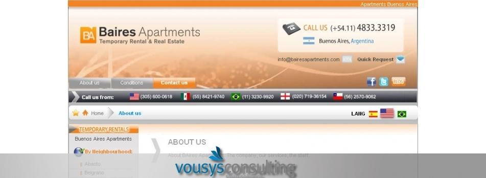 Vousys.com // Reingeniería y reprogramación html5