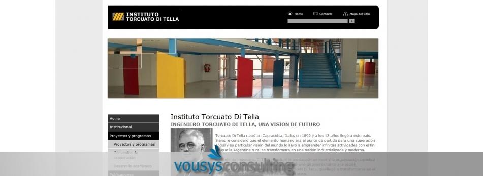 Vousys.com // Itdt - diseño, programación y gestor de contenidos