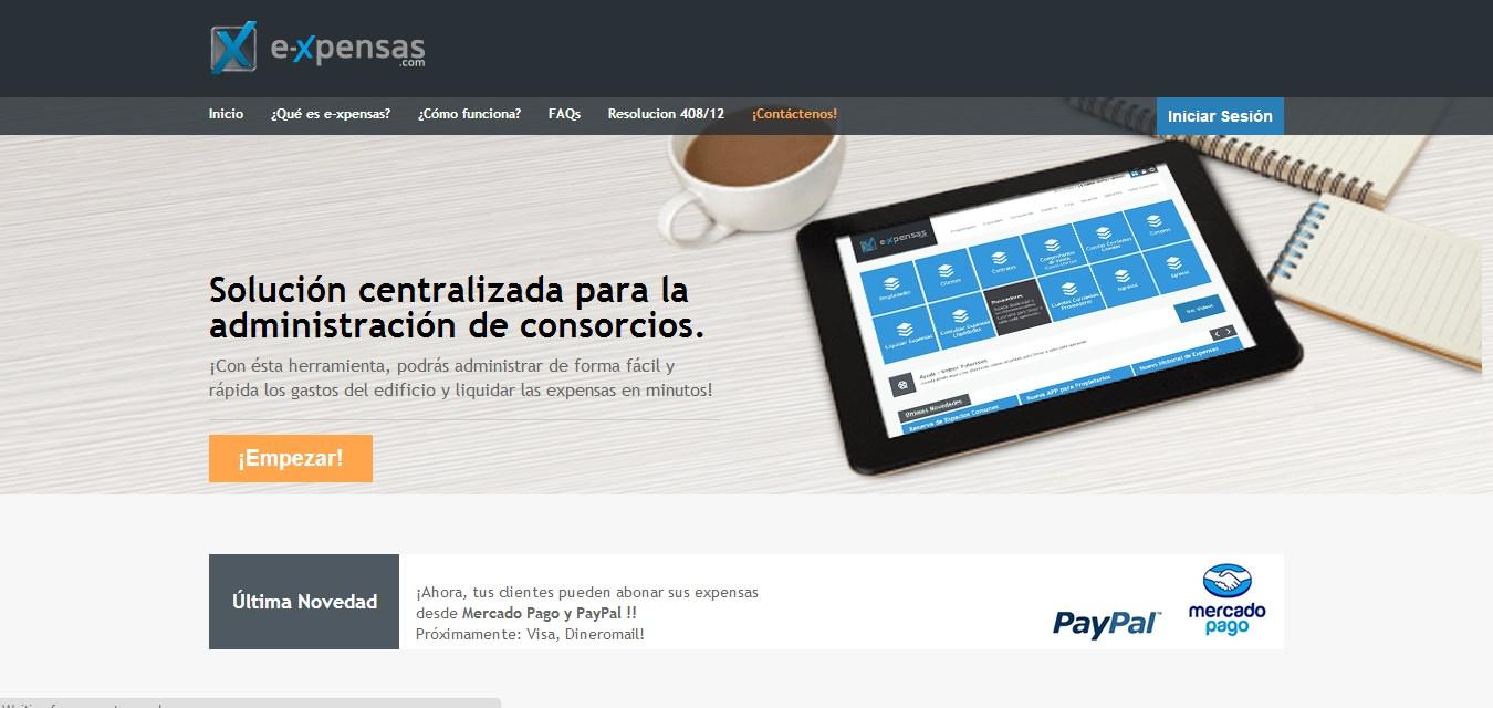 Vousys.com // Web system for consortium