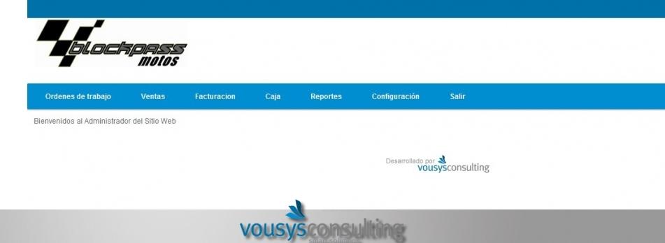 Vousys.com // Sistema de gestion y ordenes de trabajo