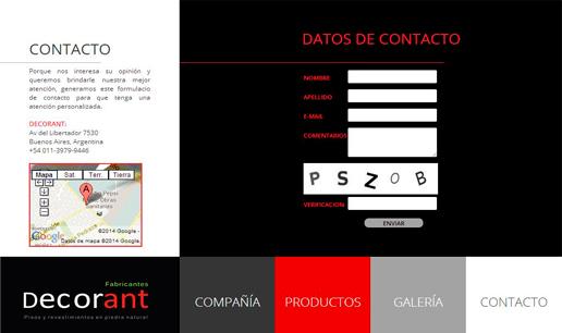 Vousys.com // Portal con gestor de contenidos