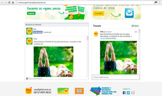Vousys.com // Feeds social de noticias