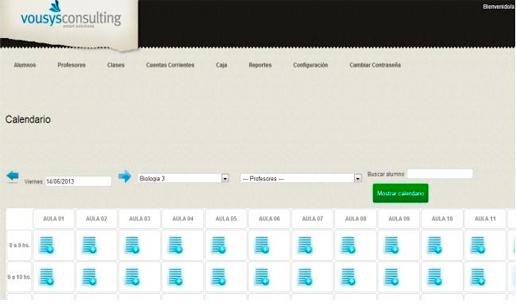 Vousys.com // Sistema de gestión para consultorio