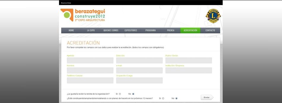 Vousys.com // Sistema de acreditación a eventos