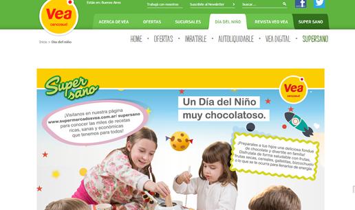 Vousys.com // Nuevas secciones: dia del niño