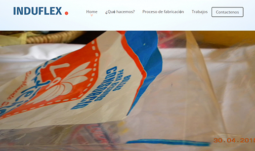 Vousys.com // Sitio web de induflex