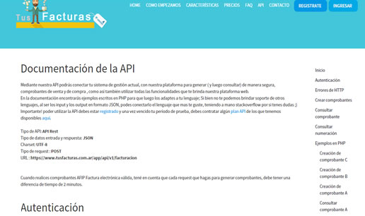 Vousys.com // Integracion api rest con visual basic