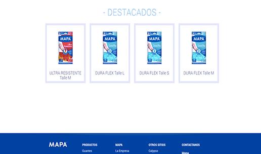 Vousys.com // Mapa argentina