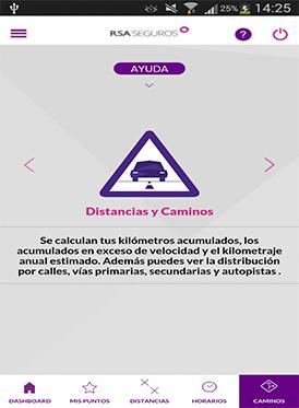 Vousys.com // Aplicación móvil