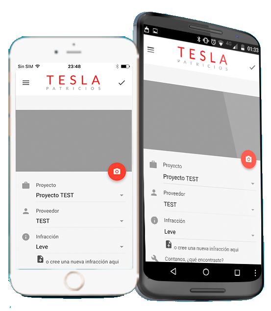 Vousys.com // Aplicación móvil seguridad e higiene