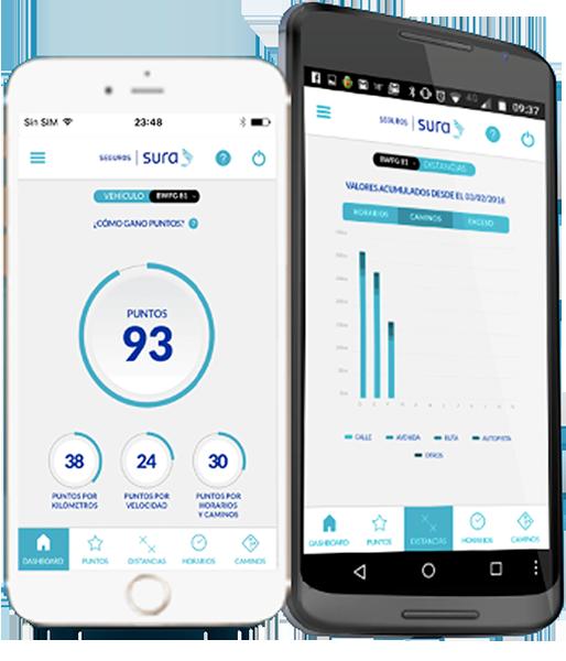 Vousys.com // App móvil para aseguradoras