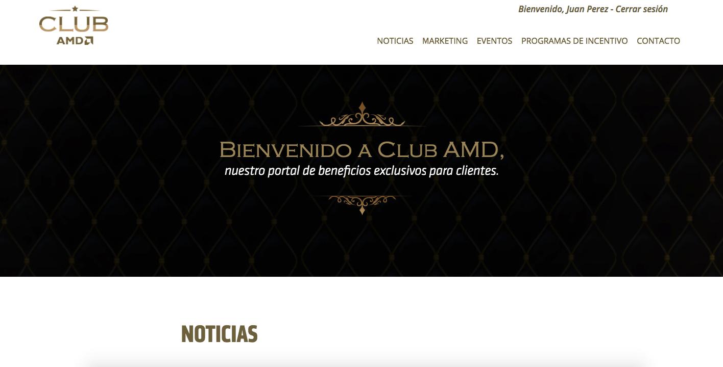 Vousys.com // Club amd