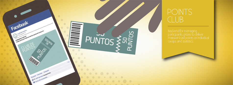 Club de puntos - Points Club